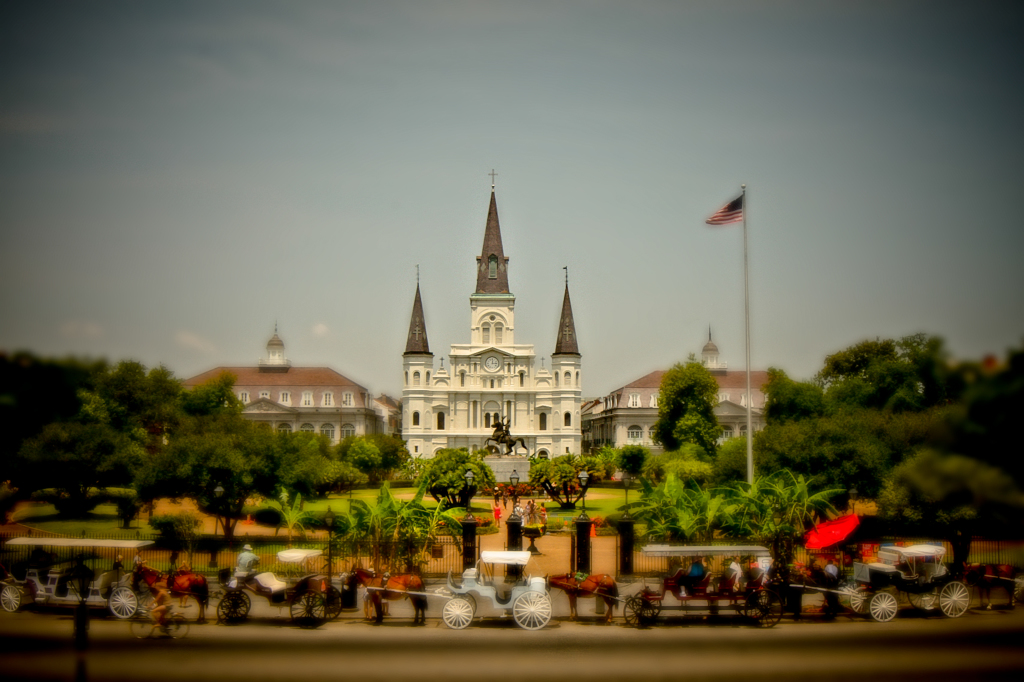St. Louis Cathedral edited 2011