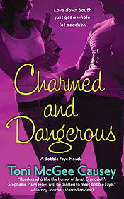 COVER - CHARMED AND DANGEROUS