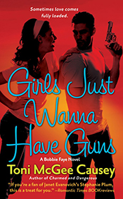 COVER - GIRLS JUST WANNA HAVE GUNS