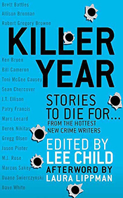 COVER -- KILLER YEAR- STORIES TO DIE FOR