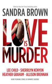COVER - LOVE IS MURDER