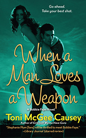 COVER -- WHEN A MAN LOVES A WEAPON
